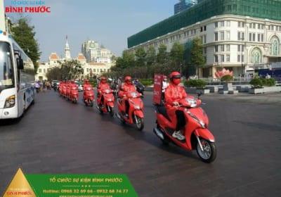 Công ty tổ chức roadshow tại Bình Phước