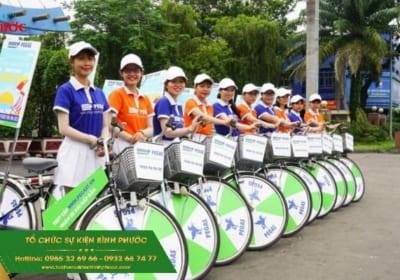 Dịch vụ tổ chức roadshow chuyên nghiệp tại Bình Phước
