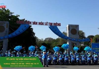 Dịch vụ tổ chức roadshow tại Bình Phước