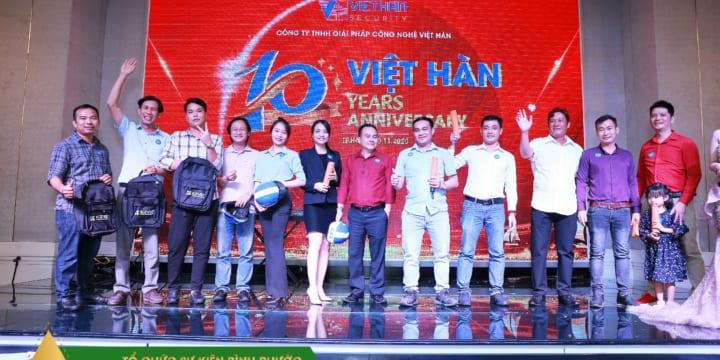 Công ty tổ chức lễ kỉ niệm thành lập chuyên nghiệp tại Bình Phước