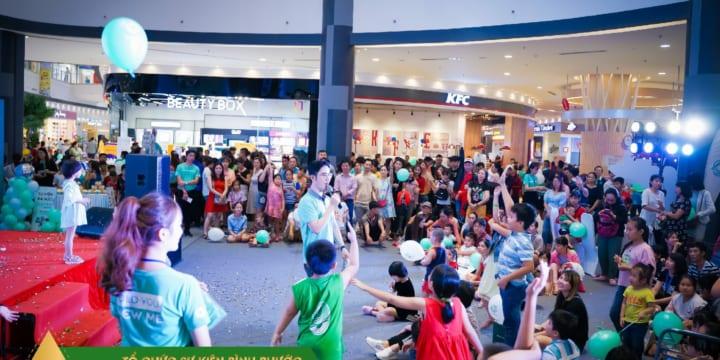 Tổ chức Activation chuyên nghiệp tại Bình Phước