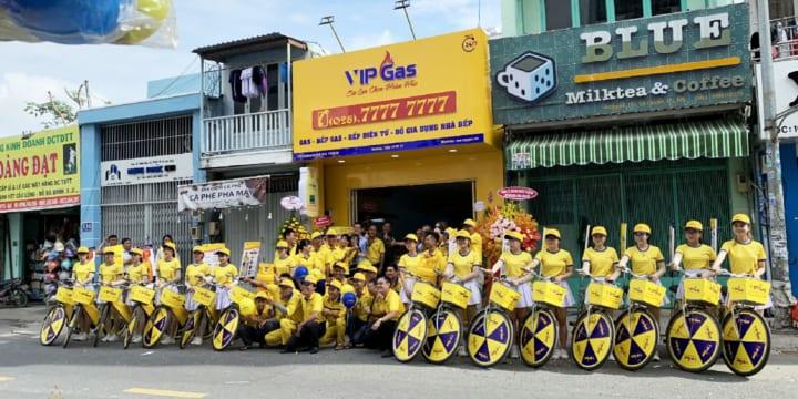 Công ty tổ chức roadshow chuyên nghiệp tại Bình Phước