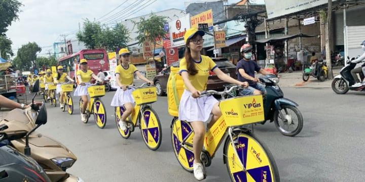 Tổ chức roadshow chuyên nghiệp giá rẻ tại Bình Phước