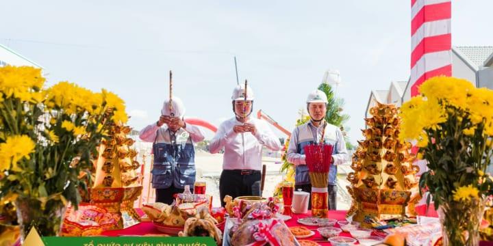 Tổ chức lễ khởi công chuyên nghiệp giá rẻ tại Bình Phước