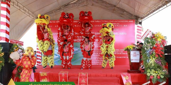 Công ty tổ chức lễ khởi công giá rẻ tại Bình Phước