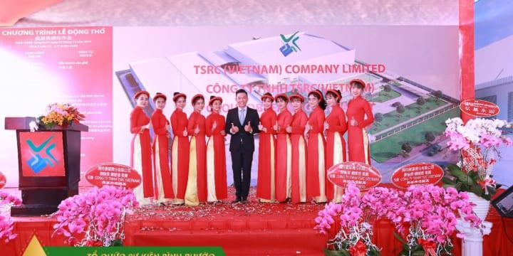 Công ty tổ chức lễ khởi công chuyên nghiệp tại Bình Phước