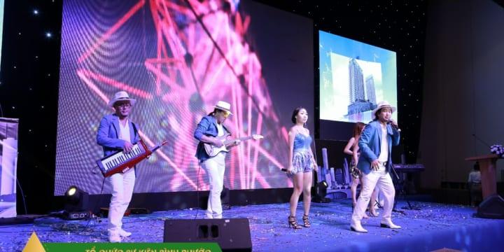 Cho thuê màn hình LED giá rẻ nhất tại Bình Phước
