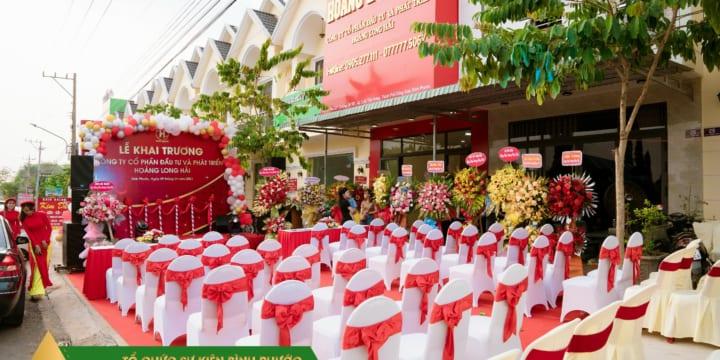 Công ty cho thuê thiết bị tổ chức sự kiện giá rẻ nhất tại Bình Phước