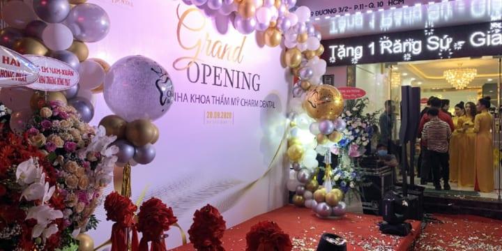 Cho thuê sân khấu giá rẻ nhất tại Bình Phước